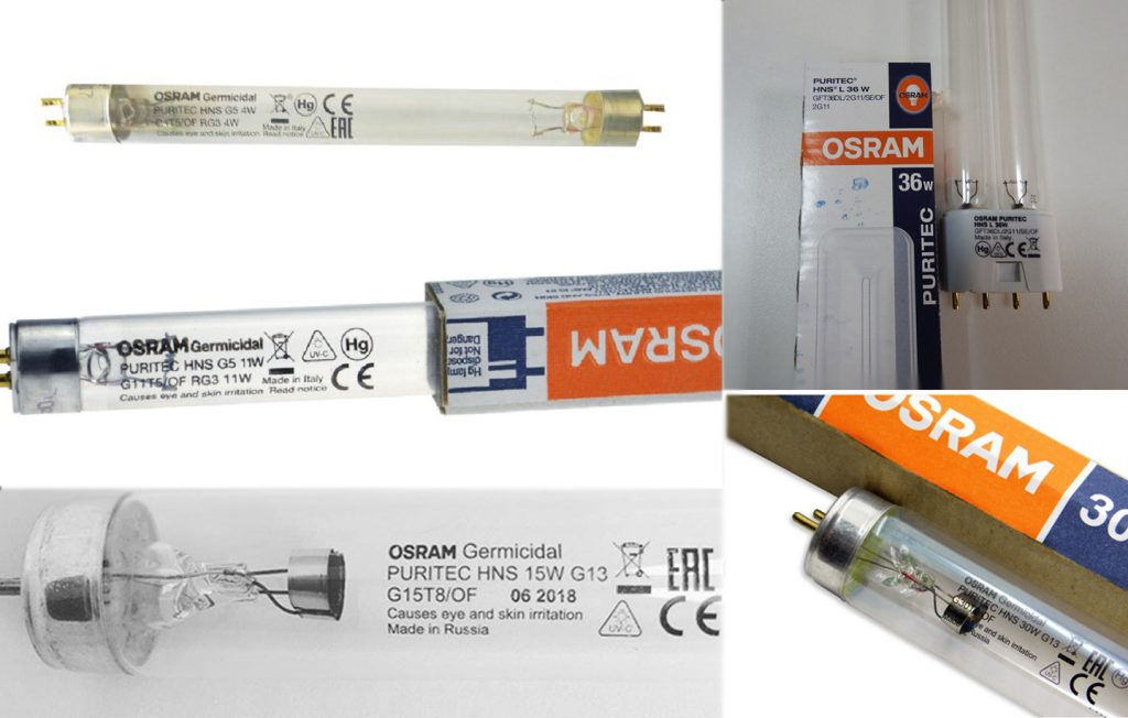 OSRAM brings best-in-class eco-friendly low pressure UV Lamps with immense health benefits